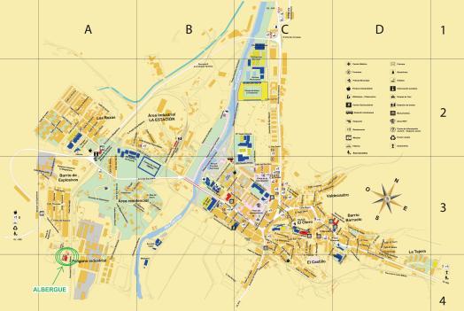 mapa guardo