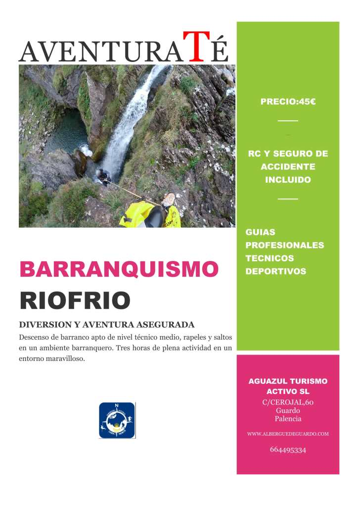 BARRANQUISMO riofrio-1