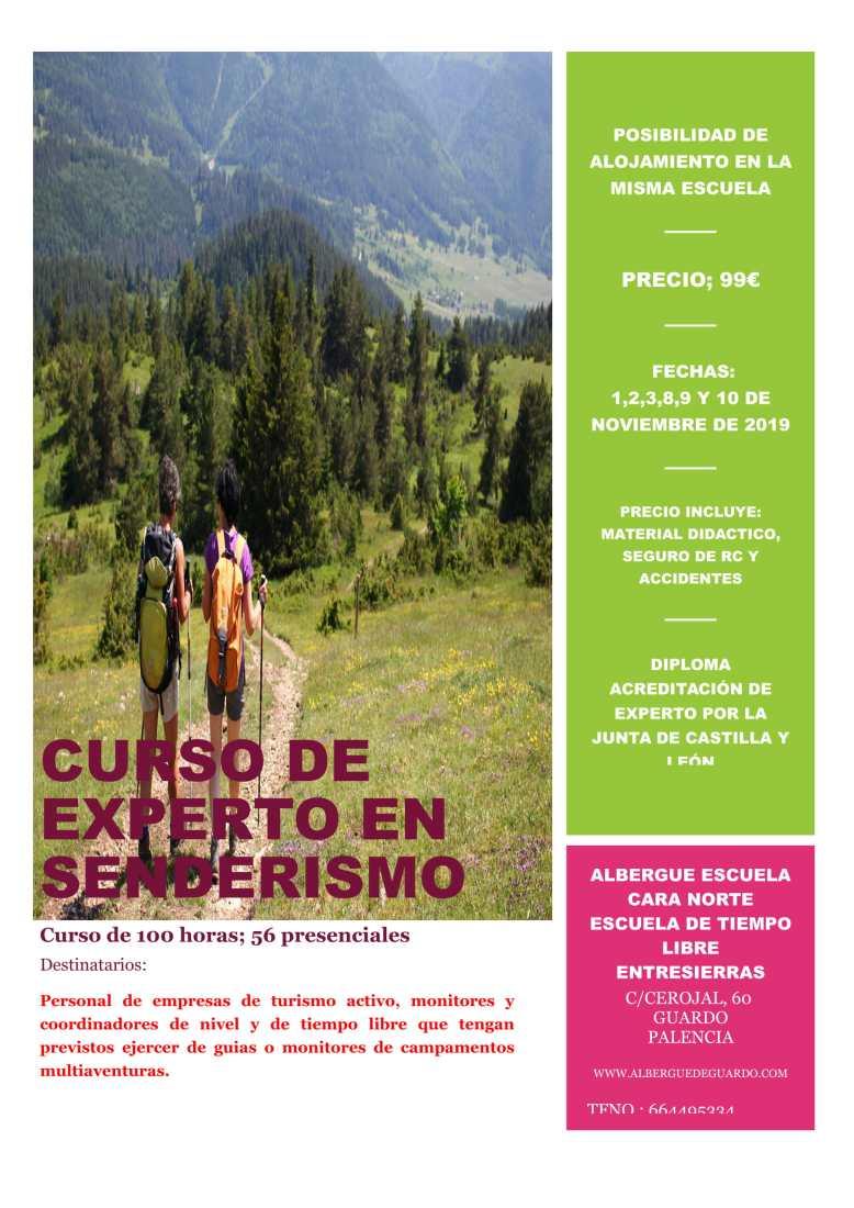 CURSO DE EXPERTO EN SENDERSMO-1